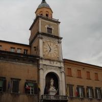 L'orologio del Palazzo - Alice.grussu - Modena (MO)