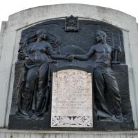 Monumento ai caduti-particolare Nord - B.elena - Novi di Modena (MO)