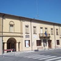 Municipio, palazzo comunale - Mirtillause - Novi di Modena (MO)