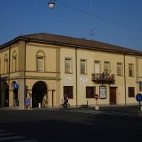 Palazzo comunale - vista dalla piazza - Saxi82 - Novi di Modena (MO)