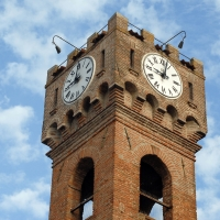 TORRE CIVICA prima del sisma - B.elena - Novi di Modena (MO)