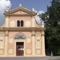 Chiesa di San Giuseppe o Madonna del Mulino a San Felice sul Panaro (MO) - Tommaso Trombetta - San Felice sul Panaro (MO)