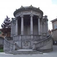 Monumento ai caduti a San Felice sul Panaro (MO) - Tommaso Trombetta - San Felice sul Panaro (MO)