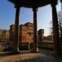 Oltre le colonne - Luciano mantovani - San Felice sul Panaro (MO)