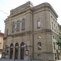 Teatro comunale di San Felice sul Panaro (MO) - Tommaso Trombetta - San Felice sul Panaro (MO)