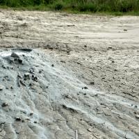 Particolare di un vulcanello - Valeriamaramotti - Fiorano Modenese (MO)