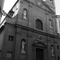 Chiesa di San Barnaba Modena bianco e nero - BeaDominianni - Modena (MO)