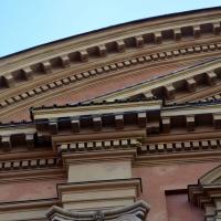 Particolare delle decorazioni - Valeriamaramotti - Modena (MO)
