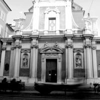 San Giorgio bianco e nero - BeaDominianni - Modena (MO)