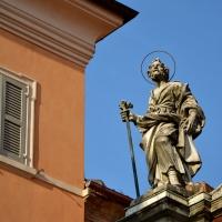 Particolare di una statua - Valeriamaramotti - Modena (MO)