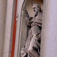 Santo Chiesa di San Giorgio, tramonto - Chiara Salazar Chiesa - Modena (MO)