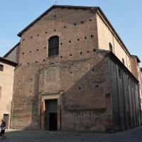 Esterno della chiesa Santa Maria di Pomposa - Valeriamaramotti - Modena (MO)