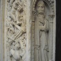Duomo di Modena, stipite del portale centrale - Giuch86 - Modena (MO)