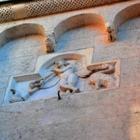 """Decorazione Duomo di Modena """"Genio Funerario"""" - Chiara Salazar Chiesa - Modena (MO)"""