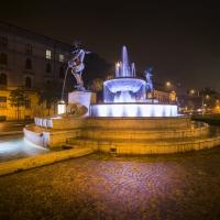 Fontana dei due fiumi modena - Lara zanarini - Modena (MO)