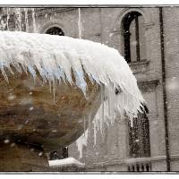 Fontana ghiacciata - Poeme - Modena (MO)