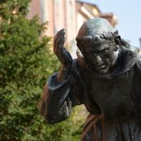 Particolare di S. Francesco - Valeriamaramotti - Modena (MO)