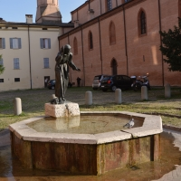 La fontana di San Francesco - Valeriamaramotti - Modena (MO)