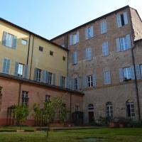 Vista dell'Orto dei Semplici - Valeriamaramotti - Modena (MO)