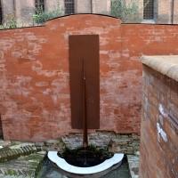 Fontana posta al centro dell'Orto - Valeriamaramotti - Modena (MO)
