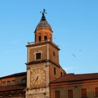Orologio della torre comunale - BeaDominianni - Modena (MO)
