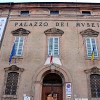 Dal basso verso l'alto Palazzo dei Mvsei - BeaDominianni - Modena (MO)