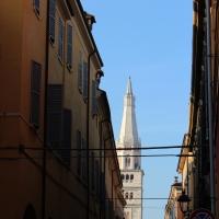 Scorcio torre Ghirlandina Modena - BeaDominianni - Modena (MO)