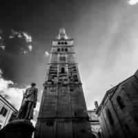 Rapiti dalla bellezza della torre - Lara zanarini - Modena (MO)
