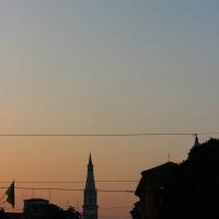 La torre Ghirlandina di Modena al Crepuscolo - BeaDominianni - Modena (MO)