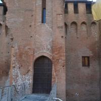 Entrata principale della Rocca Estense dopo il terremoto - Silvia costa1997 - San Felice sul Panaro (MO)