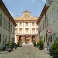 Prospettiva d'accesso - Marco Musmeci - Sassuolo (MO)