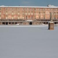 Palazzo ducale inverno - Guido rustichelli - Sassuolo (MO)