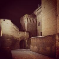 Rocca di Vignola di notte - Chiara soldati - Vignola (MO)