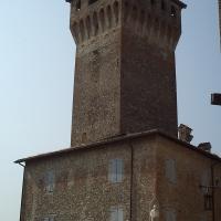 Rocca e torre dal lato nord - Manuel.frassinetti - Castelvetro di Modena (MO)
