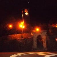 Veduta notturna del Castello di Levizzano Rangoni - Baroxse - Castelvetro di Modena (MO)