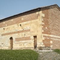 Fiancata lato sud dell'oratorio ancora originale - Manuel.frassinetti - Castelvetro di Modena (MO)