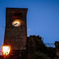 La Torre dell'Orologio di sera - LucaNacchio - Castelvetro di Modena (MO)
