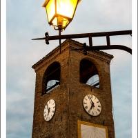 Torre dell'orologio - Castelvetro di Modena - Loris.tagliazucchi - Castelvetro di Modena (MO)