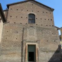 Chiesa di santa Maria della Pomposa e Casa del Muratori