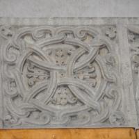 Duomo modena estero facciata bassorilievi - Manesti - Modena (MO)