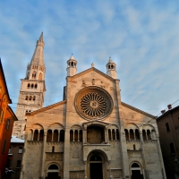 Duomo di Modena, esterno - Erika passini - Modena (MO)