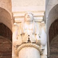 Duomo di Modena capitello facciata 2 - Mongolo1984 - Modena (MO)
