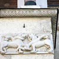 Dettaglio della facciata del duomo di Modena 1 - Mongolo1984 - Modena (MO)