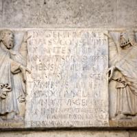 Iscrizione facciata duomo di modena - Mongolo1984 - Modena (MO)