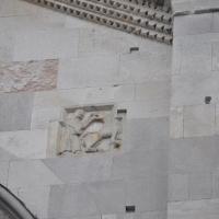 Duomo modena estero facciata particolare - Manesti - Modena (MO)