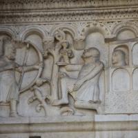 Uccisione di Caino di Wiligelmo - Mongolo1984 - Modena (MO)