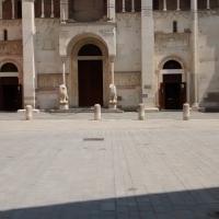 I portali della facciata - Clarkfor - Modena (MO)
