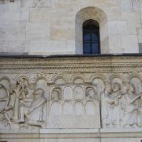 Uccisione di Caino e l'Arca di Noè di Wiligelmo - Mongolo1984 - Modena (MO)