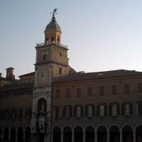 Palazzo comunale all'alba - Manuel.frassinetti - Modena (MO)