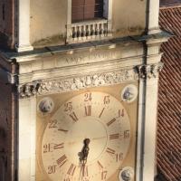 Palazzo Comunale - particolare orologio - Maxy.champ - Modena (MO)